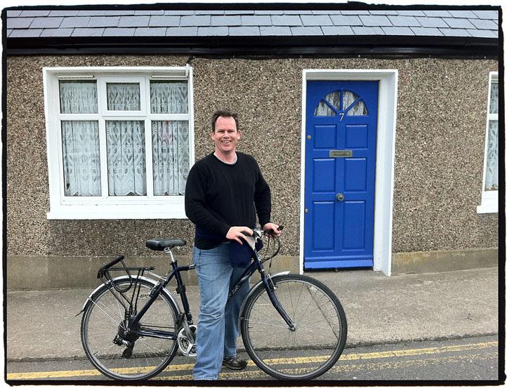Dublin to Howth ride
